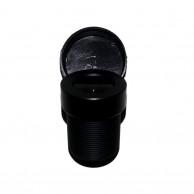 Объектив Yunxi lens LEN-FX02-M12-L3.6MM (M12/2Мп/ИК/4 линз/мет) 3.6мм
