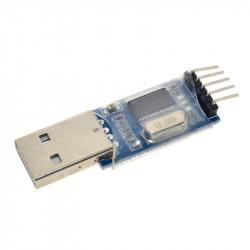 Преобразователь USB-UART на базе PL2303 с разъемом USB-A