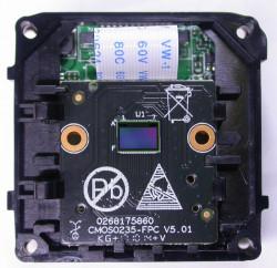 Модуль для IP камеры IVG-HP200S-AE (Hi3516Cv300+SC2235) 2Мп