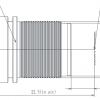 Объектив ShenZhen YiYi optics EE-1036 (M12/3Мп/ИК/1G5P/пластик) 4мм