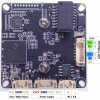 Модуль для IP камеры IPG-H100T-S-E36 (Hi3518Ev200+H42) 1Мп + ИК фильтр и объектив