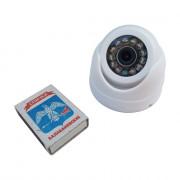 Купольная камера AHG-50X10PT-M-T3 (XM310A+H62) 1Мп AHD-M