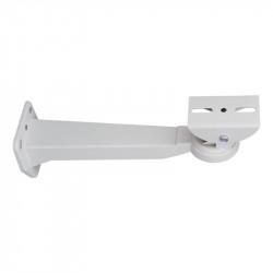 Кронштейн для уличной камеры усиленный алюминиевый 28см
