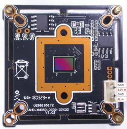 Модуль для AHD камеры XAG-53X50PS-U (XM350A+SC5239) 5Мп