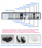 8-канальный 4Мп регистратор AHB7008T-GS-V3