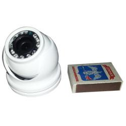 Купольная антивандальная микро-камера AHG-50X10PT-M-M2 (XM310A+H62) 1Мп AHD-M