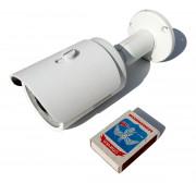 Уличная IP миникамера IPG-80HE20PS-S-M 2Мп 1080p