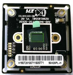Модуль для AHD камеры AHG-50X20PL-H (XM320A+F02) 2Мп