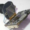 Модуль для IP камеры IPG-H200NS-S-E36 (Hi3518Ev200+F02) 2Мп + ИК фильтр и объектив