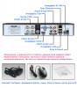 4-канальный AHD-H регистратор AHB7004T-MH-V3