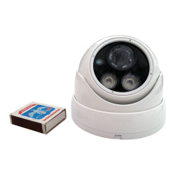 Купольная IP камера Черепаха 2Мп SOI F22 3.6мм