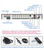 16-канальный AHD-H регистратор AHB7016T-MH-V3