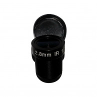 Объектив Yunxi lens LHA300-S (M12/3Мп/ИК/5 линз/мет) 2.8мм