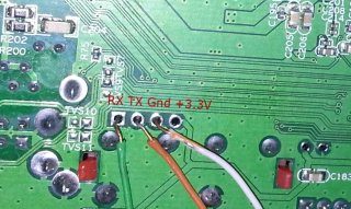 dvr uart pinout small